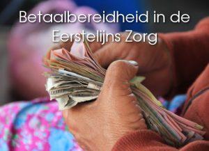 betaalbereidheid in de eerstelijnszorg